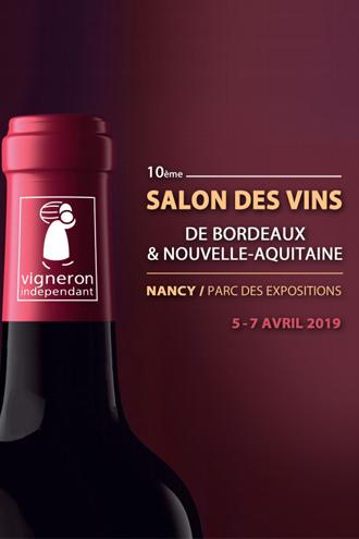 Salon des vins de bordeaux nouvelle aquitaine destination nancy destination nancy - Salon habitat bordeaux ...