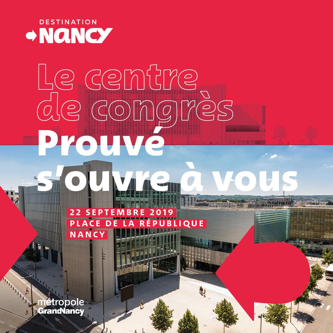 Centre Prouvé - journée européenne du patrimoine 2019