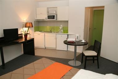 RESIDENCE NEMEA NANCY APPART HOTEL